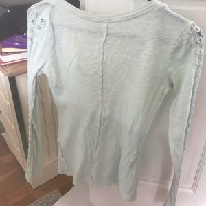 Free People Tops - Free People Long Sleeve Shirt